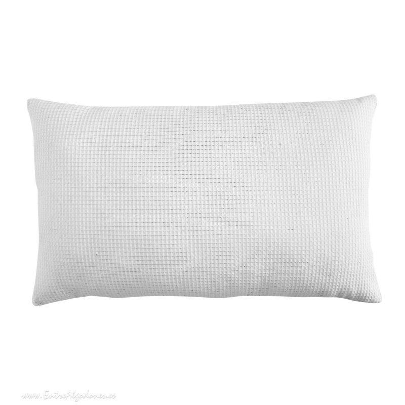 Cojín Blanco Lux